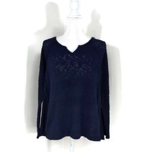 Braeve Anthropologie Blue Womens Large (?) Knit